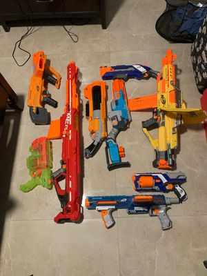 Nerf guns for Sale in Miami Gardens, FL