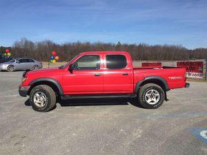 2002 TOYOTA TACOMA TRS SR5 Rojo for Sale in Manassas, VA