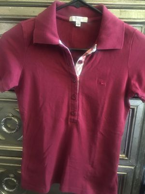 Burberry polo women's size xs for Sale in San Jose, CA