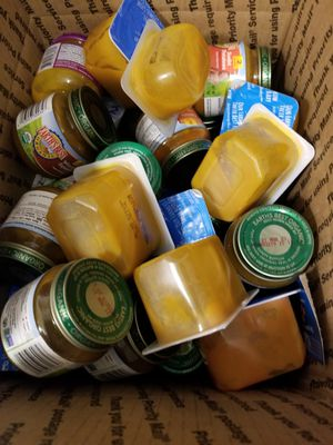 Free Baby Food for Sale in Cedar Hill, TX