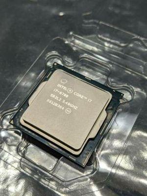 Intel Core i7-6700 3.40 GHz CPU 6th gen.. Processor-$190 for Sale in Rosemead, CA