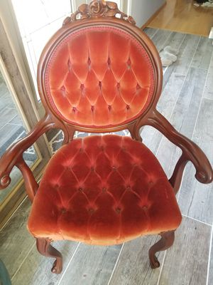 Antique Vintage Chair for Sale in Auburn, WA