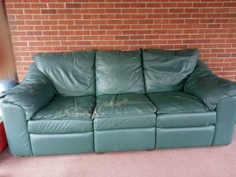 Reclining couch for Sale in Center Line,  MI