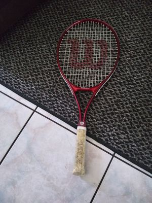Wilson tennis racket for Sale in Pomona, CA