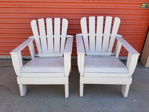 Outdoor furniture chairs for Sale in Huntington Beach, CA