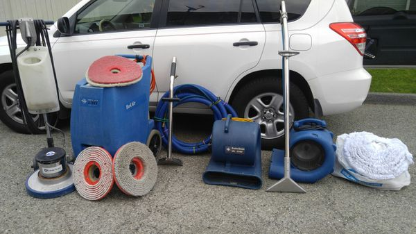 EUROCLEAN CARPET CLEANING PACKAGE