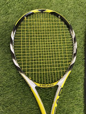 Head MicroGel Extreme Tennis Racquet - current Model - brand new with cover for Sale in La Costa, CA