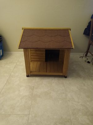 Wood Dog House for Sale in Buckeye, AZ