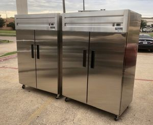 New Stainless Steel Cooler & Freezer for Sale in Dallas, TX