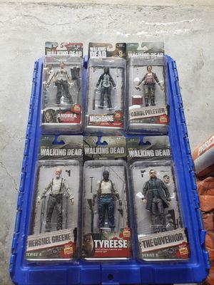 The Walking Dead Action Figures for Sale in Apopka, FL