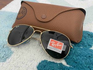 Brand New Authentic RayBan Aviator Sunglasses for Sale in Laguna Woods, CA
