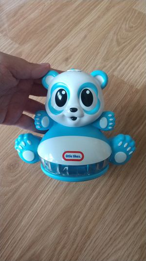 Little Tikes Light 'n Go Wobblin' Lights Panda - Motion Activated Lights, Music, Voice for Sale in Roseville, CA
