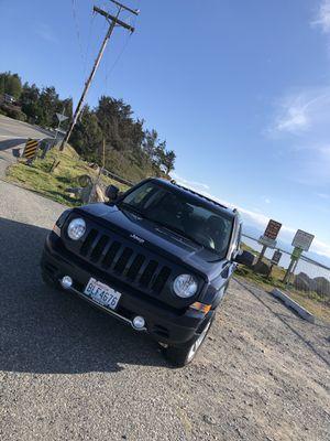2015 Jeep Patriot for Sale in Oak Harbor, WA