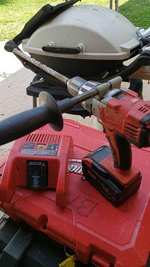 Milwaukee 28 volt hammer drill $90 firm for Sale in Miami Gardens, FL