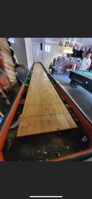 Shuffle board for Sale in Oakdale, CA