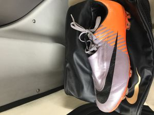 Mercurial vapors NIKE 2010 for Sale in Burlingame, CA
