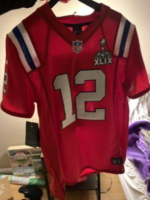 Tom Brady Jersey size M for Sale in Garden Grove, CA