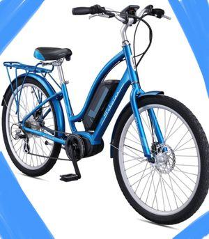 """New!! Bike, electric bike, 7 speeds 26"""" wheels unisex electric bike, bicycle , male bicycle, female bicycle, blue for Sale in Phoenix, AZ"""