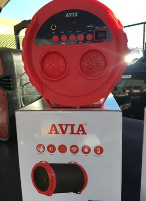 Avia portable wireless Bluetooth speakers for Sale in San Diego, CA