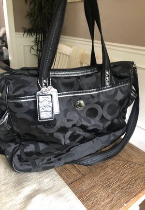Coach diaper bag for Sale in Evesham Township, NJ