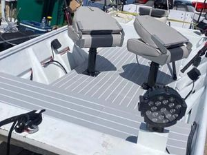 12ft John boat.. 9.9 merc motor for Sale in West Chicago, IL
