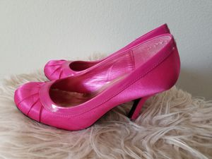 Charlotte Russe Hot Pink Heels, Size 10 for Sale in Corona, CA