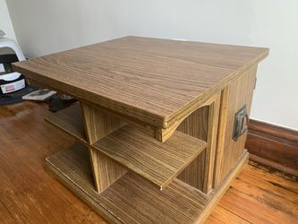 End table/Entertainment center for Sale in Rock Island,  IL