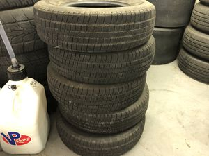 5 Trailer Tires!!! for Sale in Kennedale, TX