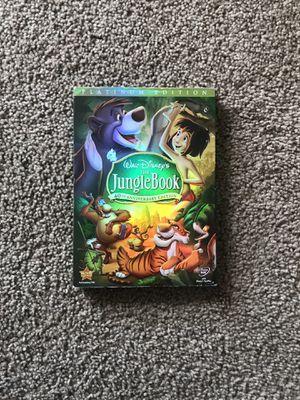 The jungle book dvd for Sale in Vancouver, WA