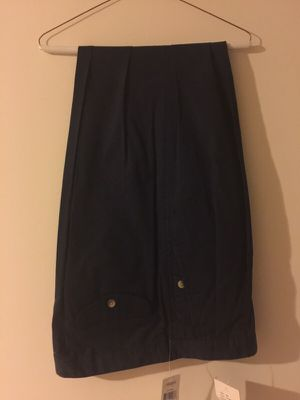 Nautica 33/32 pleated pants for Sale in Jacksonville, FL