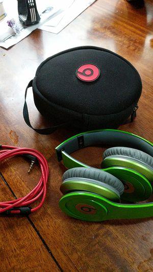 Beats headphones for Sale in San Angelo, TX