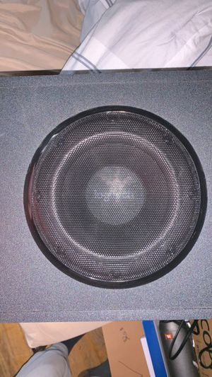 Speakers and subwoofers for sale! for Sale in Seven Hills, OH