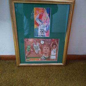 Larry Bird Picture for Sale in Springfield, MA