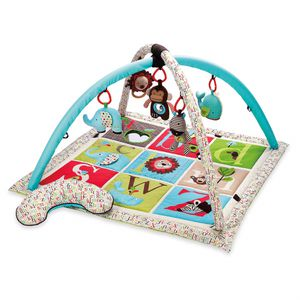 Skip Hop Alphabet Zoo Activity Baby Gym for Sale for sale  New York, NY
