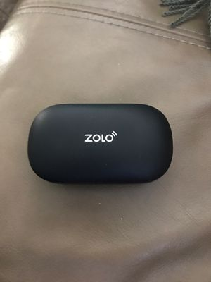 Bluetooth earbuds zolo for Sale in Miami, FL