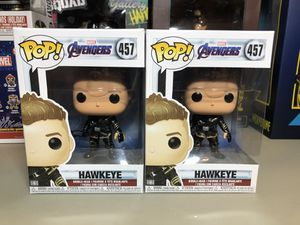 Funko Marvel Avengers Hawkeye Action Figure Collectible POP for Sale in Long Beach, CA