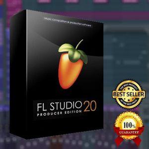 Fl Studio 20 Producer Edition for Sale in Mohegan Lake, NY