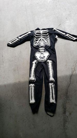Kids skeleton costume size 7 for Sale in Ocoee, FL