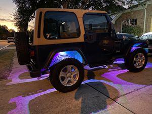TJ 1997 Jeep Wrangler for Sale in Houston, TX