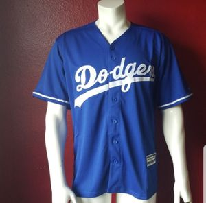 STITCHED LOS ANGELES DODGERS BASEBALL JERSEY for Sale in Oceanside, CA