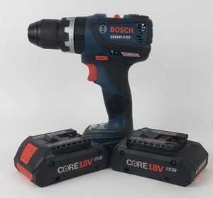 Bosch BRUSHLESS Hammer Drill GSB18V-535C for Sale in Galloway, OH