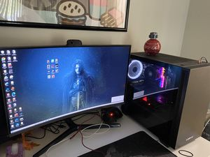 Gaming pc with 1440p 144hz monitor for Sale in Herndon, VA