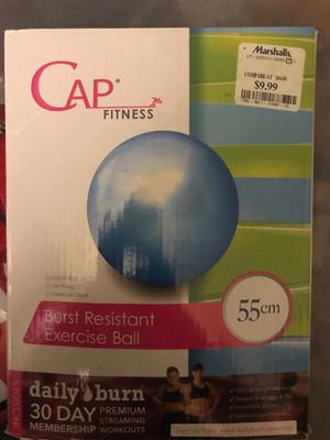 Excerise ball for Sale in San Jose, CA