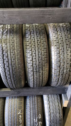 205/75/14 trailer tires for Sale in San Diego, CA