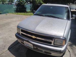 1995 Chevy Blazer 500obo for Sale in Edgewood, WA