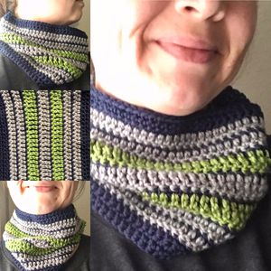 Cowl - Seahawks Inspired (D) for Sale in Puyallup, WA
