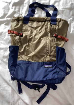Patagonia Lightweight Travel Backpack for Sale in West Hollywood, CA