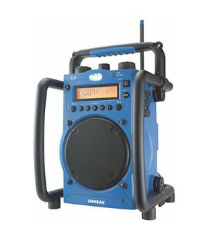 Sangean U3 AM/FM Ultra Rugged and Water Resistant Digital Tuning Radio for Sale in Miami Beach, FL