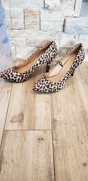 Leopard print heels for Sale in Levittown, PA