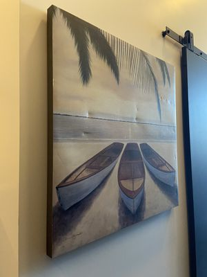 Beach and Boat Artwork for Sale in Portland, OR